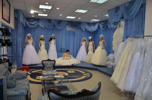 свадебный салон невеста фото