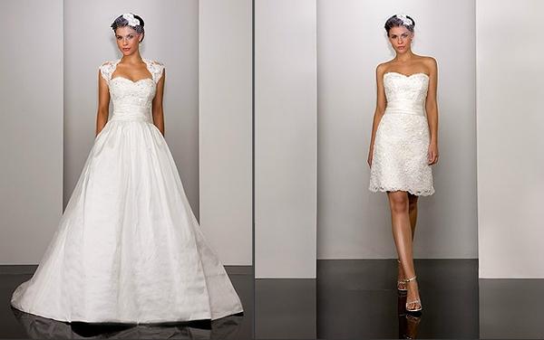 свадебные платья трансформеры Белгород фото