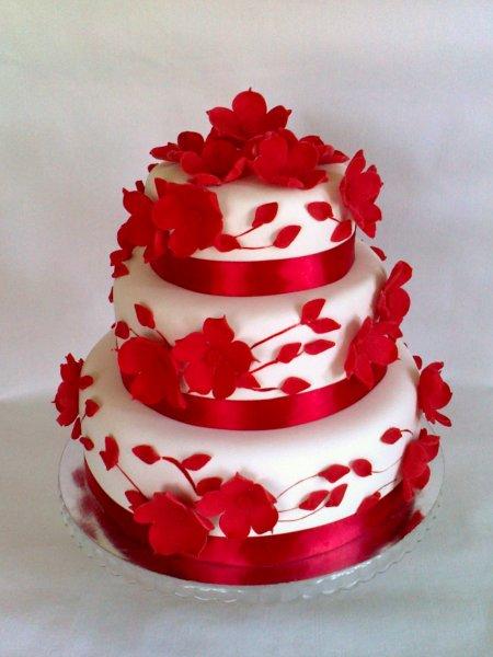 Торты на заказ (Белгород)-свадебные, вкусные красивые